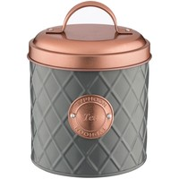Емкость для хранения чая Copper Lid, серая
